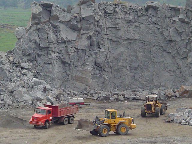 impactos causados pelas pedreiras na serra serão investigados