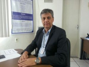 Alexandre Fernandes Viana, atual presidente do instituto