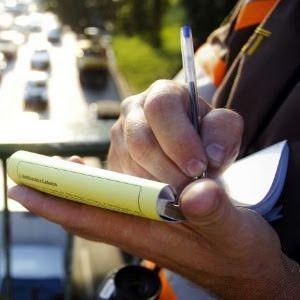 Para saber se o nome está incluído o motorista pode consultar o site do Detran. Foto: Divulgação