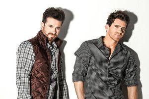 """A dupla Marlon e Maicon é dona de sucessos como a canção """"Por te amar assim"""""""