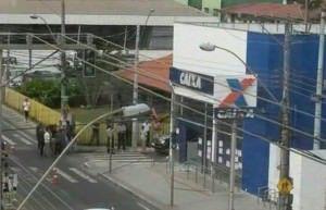 Bomba caixa economica jacaraípe