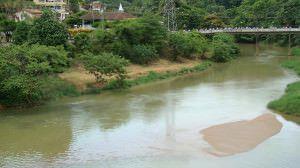 Cesan diz que abastecimento está normal, apesar de barro em rio