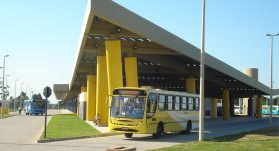 O corredor vai ligar o  Terminal  Jacaraípe (foto) até o Terminal Laranjeiras