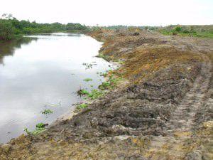 Dragagem rio Jacaraípe