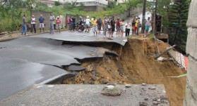 A prefeitura afirma que está monitorando a situação. Foto: Bruno Lyra