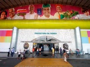 O Sine da Serra fica localizado em Portal de Jacaraípe