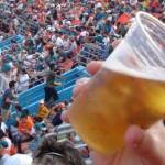 Cerveja poderá ser liberada para consumo nós estádios. Foto: Divulgação