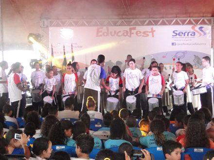 EducaFest em Laranjeiras na Serra -ES