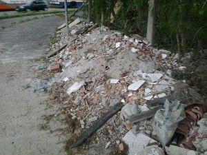 lixão na Serra - ES