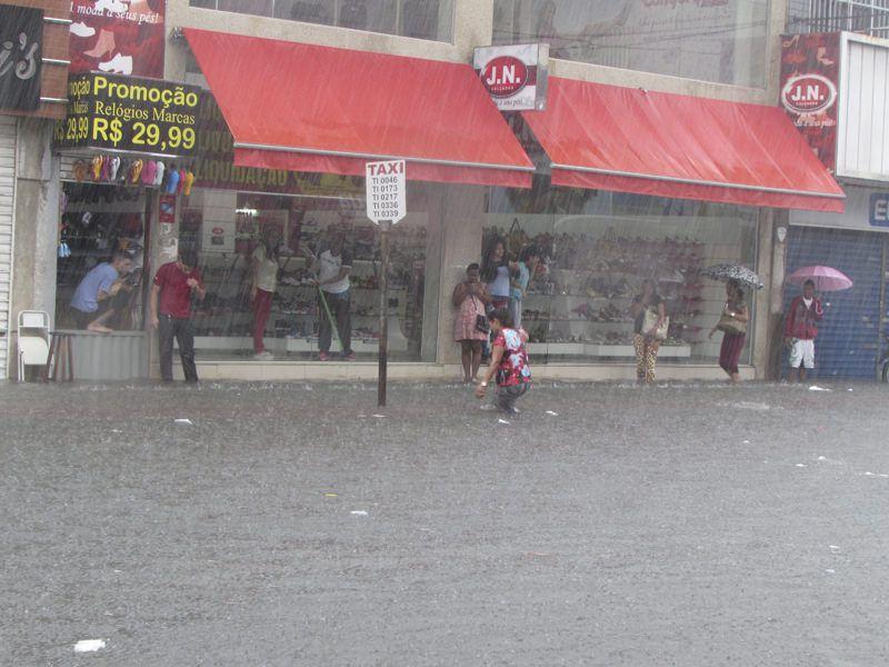 Chuva na Serra ES