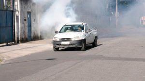Carro 'Fumacê' - Serra ES