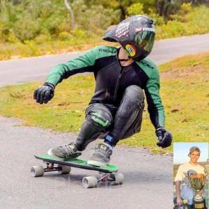 Weyder Nascimento treina nas montanhas de Santa Teresa e Guarapari. Fotos: Divulgação.