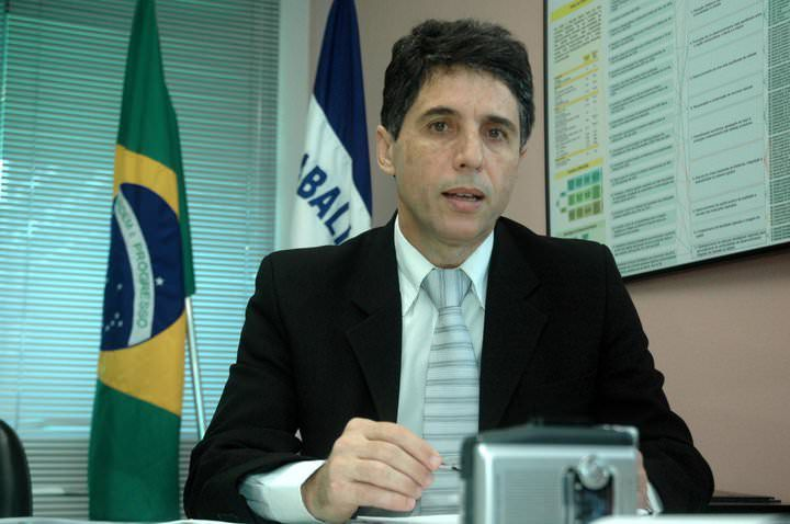 Jose Eduardo Azevedo é atual coordenador de governo da PMS