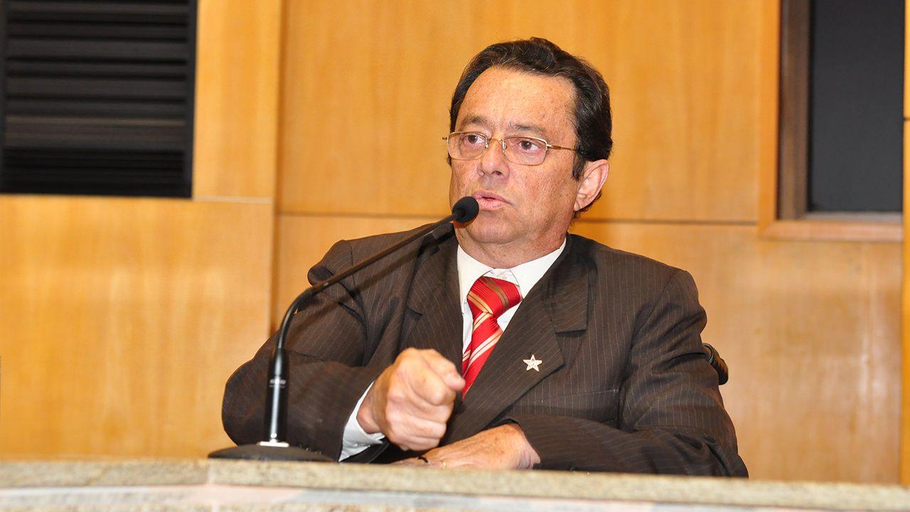 O deputado Cláudio Vereza é contra a ideia do PT-ES integrar o governo PH. Foto: Divulgação Ales