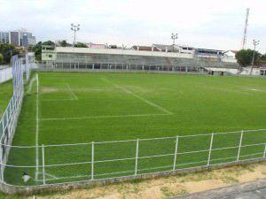 Em 2015, o cenário no Estádio Robertão será este. Sem jogadores e sem torcida já que o time ficará afastado de competições. Foto: Bruno Lyra
