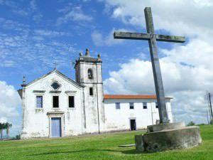 A exposição acontece na igreja de Reis Magos e fica aberta até o fim de janeiro. Foto: Bruno Lyra