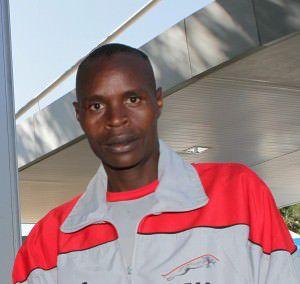 O queniano Hillary Kipgetich está confirmado na Meia Maratona. Foto: Divulgação