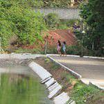 Uma das reclamações é da falta de controle no acesso a estação, que recebe águas contaminadas. Foto: Divulgação