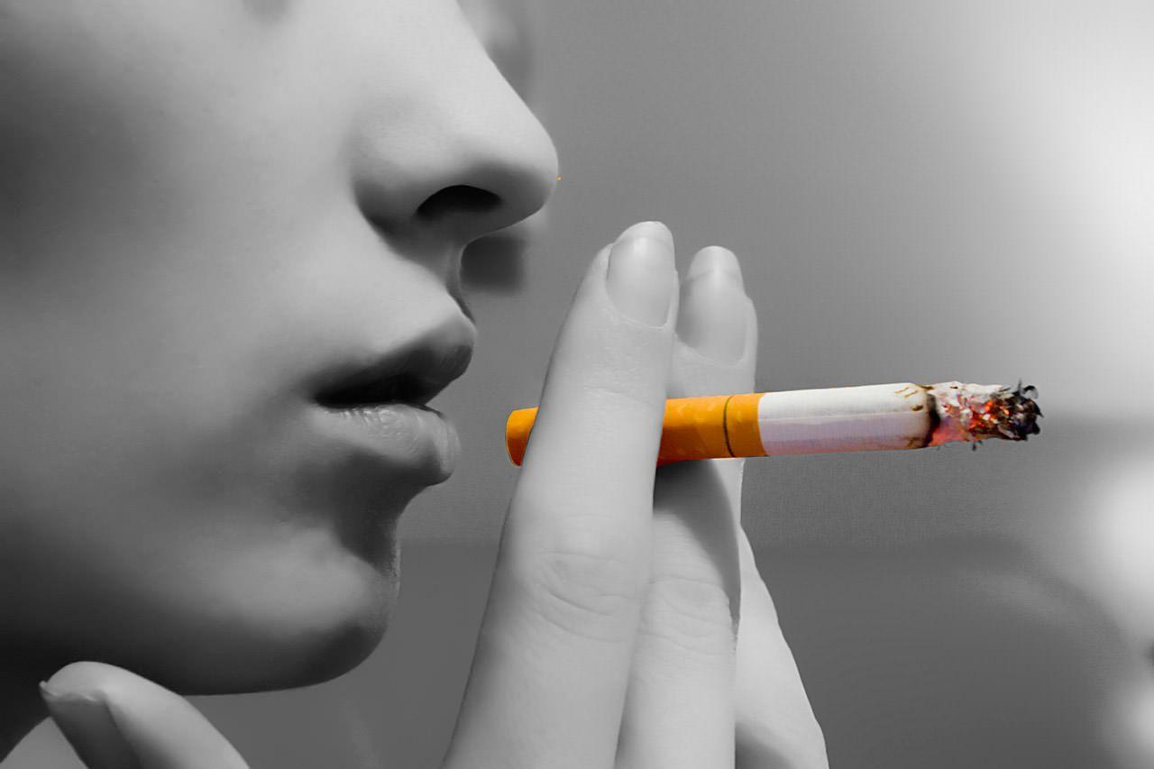 A lei que proíbe o uso de cigarros em locais públicos entra em vigor nesta quarta-feira (03).Foto: Divulgação