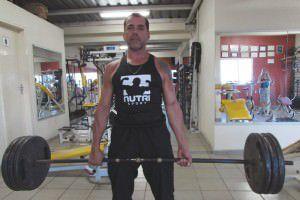 O personal trainer Henrique Cuzzuol é um dos serranos confirmados na competição. Foto: Fábio Barcelos