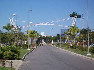 O Parque da Cidade, em Laranjeiras tem agenda especial até fevereiro. Foto: Arquivo TN
