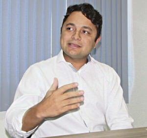 O atual deputado estadual Vandinho Leite pode ir para a                 Secretaria de Obras, Serviços, Educação ou Trabalho, Emprego e Renda. Foto: Bruno Lyra