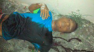 Lucas dos Reis foi assassinado no bairro no dia 09 de janeiro. Foto: Divulgação