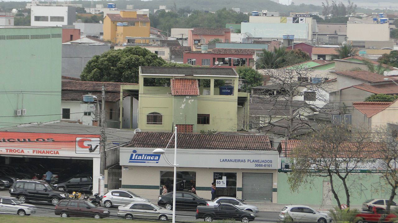 Imóveis em Laranjeiras: Ao todo 180 mil carnês serão distribuídos nos bairros da Serra. Foto: Fabrício Ribeiro