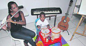capa escola de musica