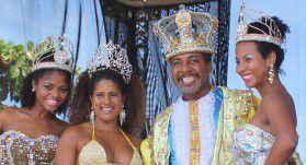 As novas Princesas, Rainha e Rei Momo do Carnaval da Serra serão conhecidos hoje a noite (26) em Feu Rosa. Foto: Divulgação