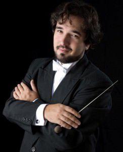 O maestro Leonardo David será o regente do carnaval da Orquestra Sinfônica. Foto: Divulgação