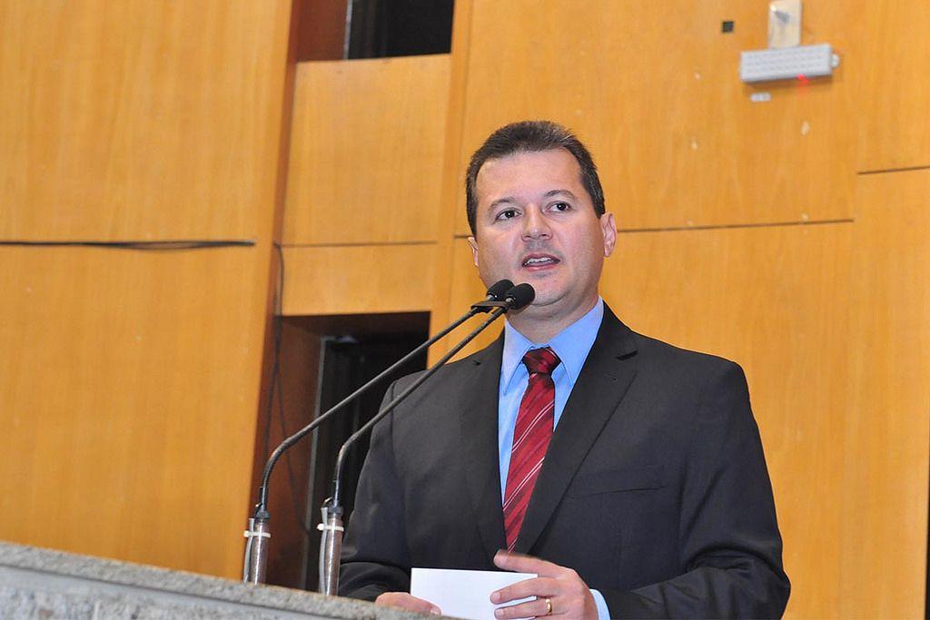 Gildevan Fernandes foi confirmado como líder do Governo Paulo Hartung. Foto: Divulgação ALES