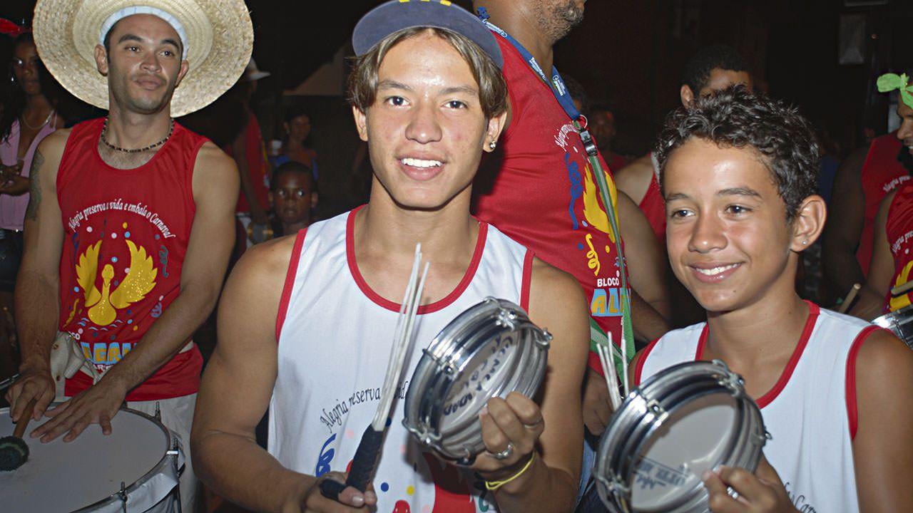 O desfile da única representante da Serra foi o melhor já apresentado em toda a sua história no carnaval capixaba. Foto: Divulgação/ Prefeitura de Vitória