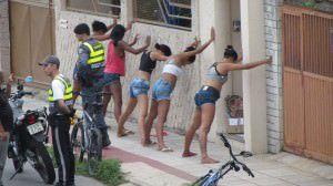As jovens serão encaminhadas para o DPJ de Laranjeiras