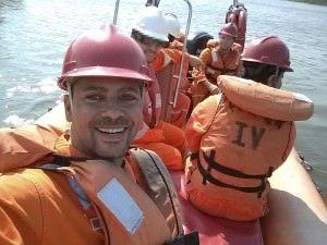 Alexsandro Ribeiro é um dos quatro desaparecidos no acidente com o navio plataforma da Petrobras, em São Mateus. Foto: Reprdução Facebook