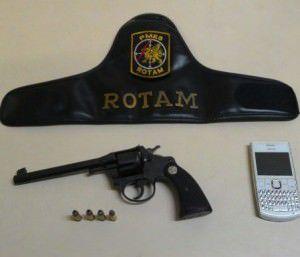 Material apreendido nesta segunda-feira pela Polícia Militar. Foto: Divulgação/PMES