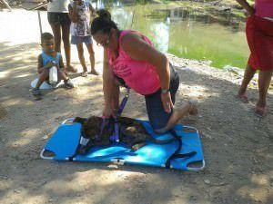 Fátima Lopes é formada em Educação Humanitária e Bem Estar Animal. Foto: Divulgação