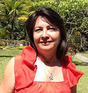 Vice-prefeita Lourência Riani (PT). Foto: Reprodução Facebook