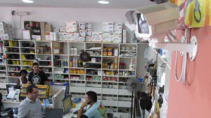 O uso da câmera de monitoramento não para de crescer em casas, lojas e empresas. Foto: Fábio Barcelos