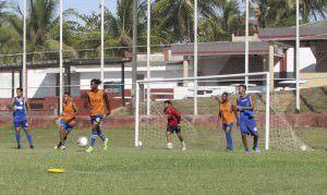 O primeiro desafio do Gel será contra  o Doze, às 15h, no Salvador Costa. Foto: Fábio Barcelos