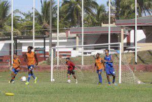 O Gel está treinando forte para se manter vivo na competição. Foto: Fábio Barcelos