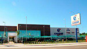 Unidade do Carone às margens da avenida Civit em Laranjeiras: rede quer mais uma loja na cidade. Foto: Divulgação