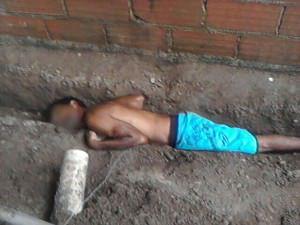 Segundo amigos da família, Luiz estava sozinho na hora do acidente. Foto: Divulgação