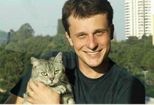 O adestrador de animais Alexandre Rossi é um dos mais renomados do mundo. Foto: Divulgação