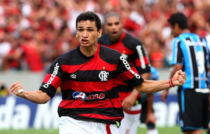 Ronaldo Angelim foi campeão brasileiro pelo Flamengo em 2009. Foto: Divulgação