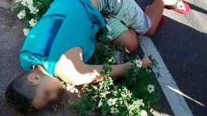 O menor Rhoger M. Ferreira foi executado no último dia 26, em Nova Almeida. Foto: Divulgação