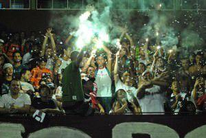 A Desportiva conta com apoio de sua torcida. Foto: Divulgação/Henrique Montovanelli