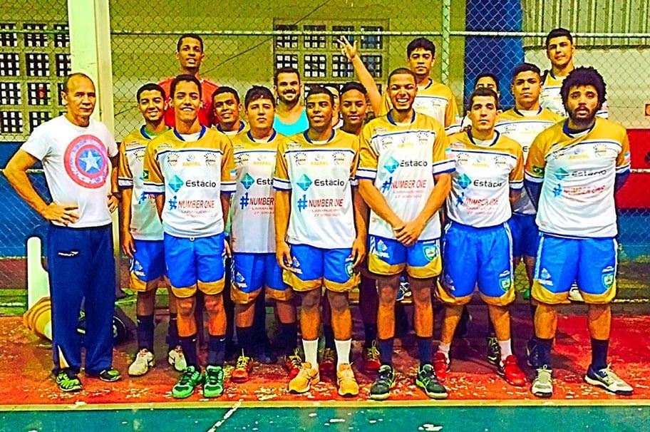 O time do Gaha vai entrar com força total na Copa Vila Velha. Foto: Divulgação