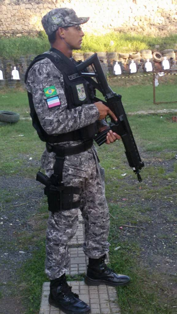 Deyvid Pimentel é morador da Serra-sede. Foto: Divulgação