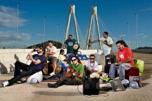 A banda Casaca é uma das atrações do evento. Foto: Divulgação